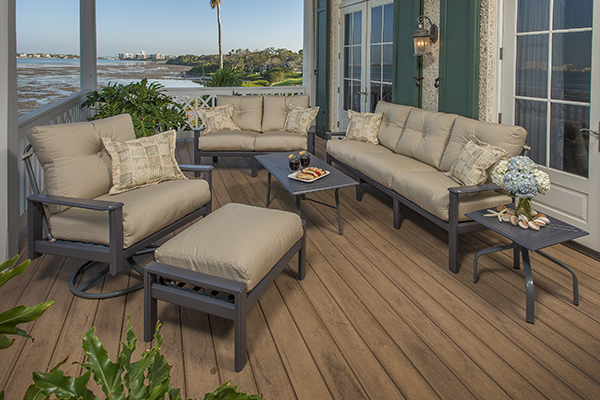 Coastal Casual Quality Outdoor Furniture, Patio Furniture St Augustine Fl